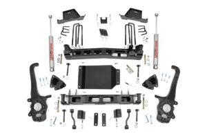 Nissan Titan Suspension   Titan Tutorials