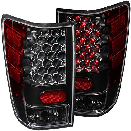 Nissan Titan Tail Light