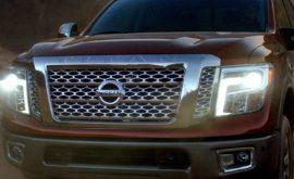 Nissan Titan Headlight