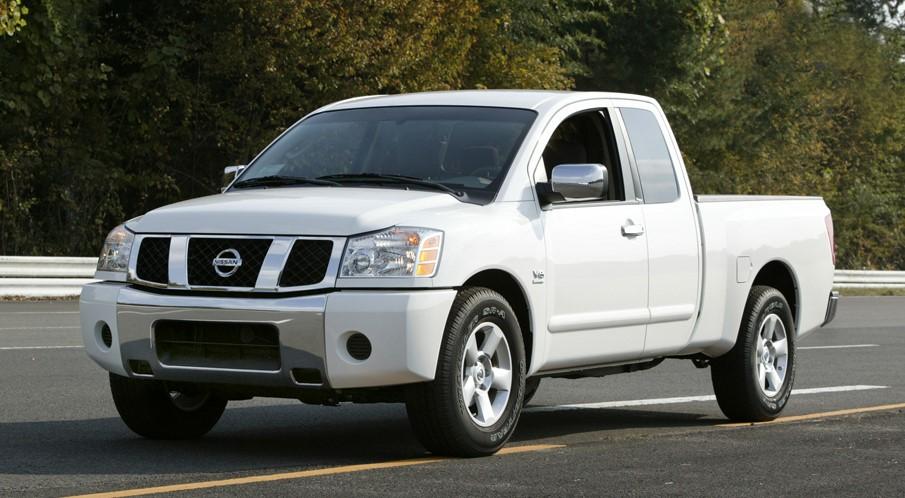 Nissan Titan Spare Tire